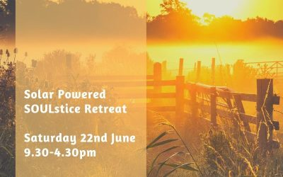 Solar Powered SOULstice Retreat – 22nd June 2019